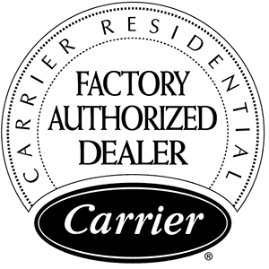 Carrier - Factory Authorized Dealer Seal